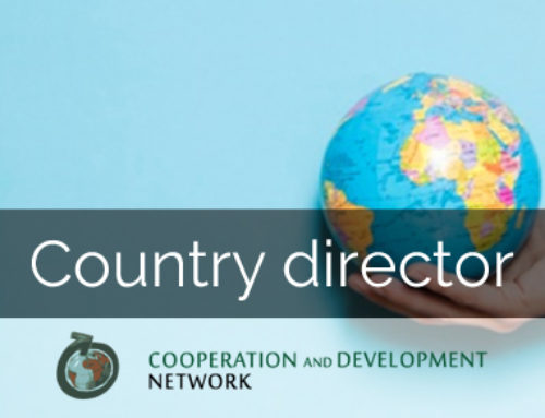 INTERNATIONAL COOPERATION CAREERS: COUNTRY DIRECTOR/COUNTRY REPRESENTATIVE/HEAD OF