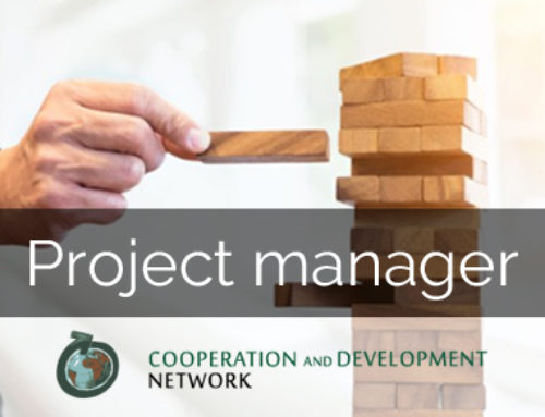 INTERNATIONAL COOPERATION CAREERS:  PROJECT MANAGER