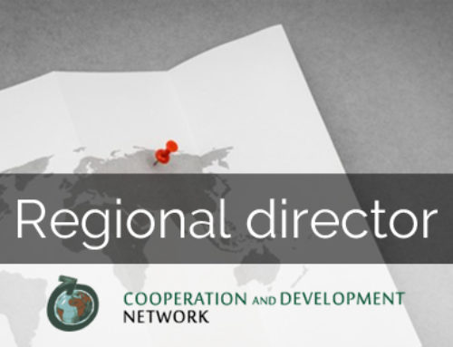 INTERNATIONAL COOPERATION CAREERS: REGIONAL DIRECTOR