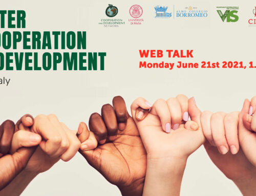Master in Cooperation and Development: a life-changing experience! Web talk